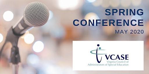 VCASE Spring 2020 Conference