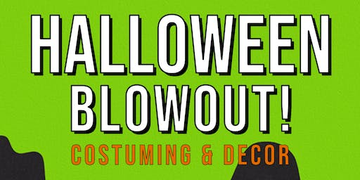 Halloween Flash Sale!: Costuming & Décor (Laguna Hills)