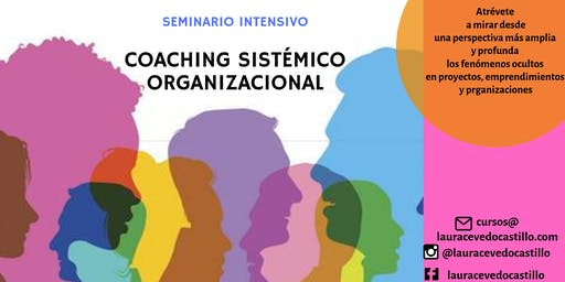 Seminario intensivo de coaching sistémico organizacional