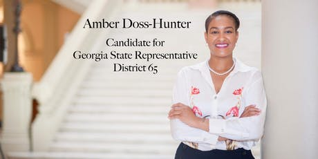 Fundraiser to Elect  Amber Doss-Hunter State Representative Candidate, D65 tickets