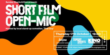 Short Film open-mic + The Guy Tickets