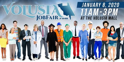 Volusia Job Fair | January 8, 2020