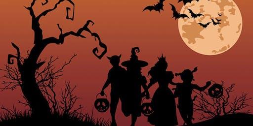 Halloween Beye-In Party