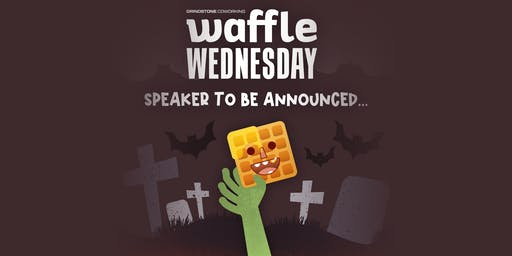 Waffle Wednesday | Halloween Edition