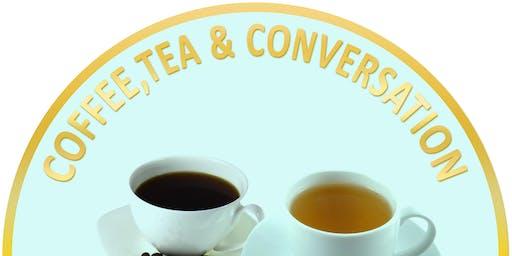 Coffee, Tea and Conversation 2019