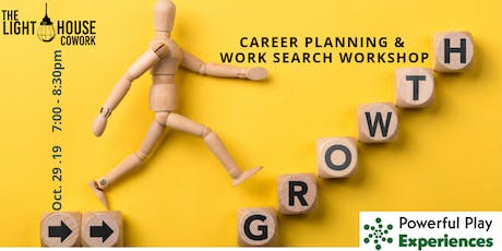 Career Planning + Work Search Workshop tickets