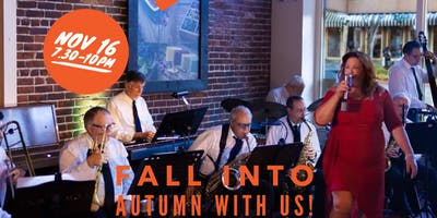 Angela O'Neill and the Outrageous8 - Fall Into Autumn at Myrtle Tree Cafe