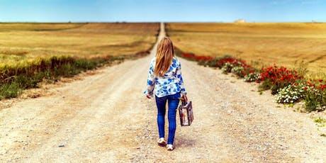 El camino hacia la felicidad: encuentro gratuito entradas