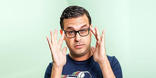 Joe DeRosa at Burning Bridges Comedy Club