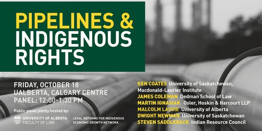 Pipelines and  Indigenous Rights