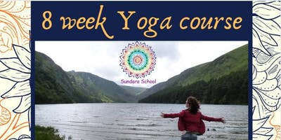 8 Week Yoga Course for the Whole Wellbeing
