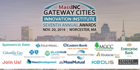 The Gateway Cities Innovation Summit & Awards Luncheon tickets