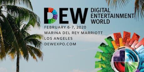 Digital Entertainment World 2020 tickets