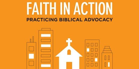 Faith In Action: Practising Biblical Advocacy tickets