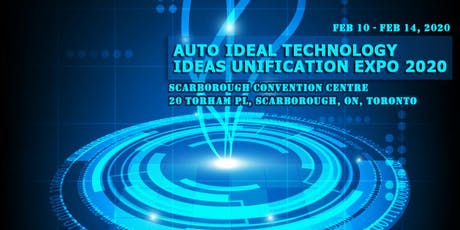 AUTO IDEAL TECHNOLOGY IDEAS UNIFICATION EXPO 2020 tickets