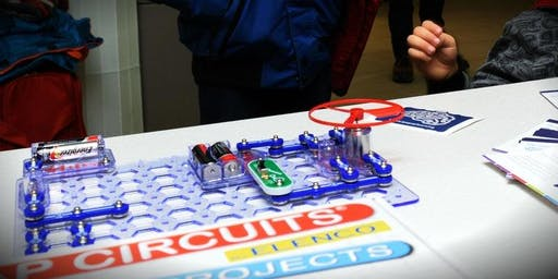 Snap Circuits for Kids! (Ages 8+)