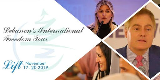 Lebanon's International Freedom Tour LIFT