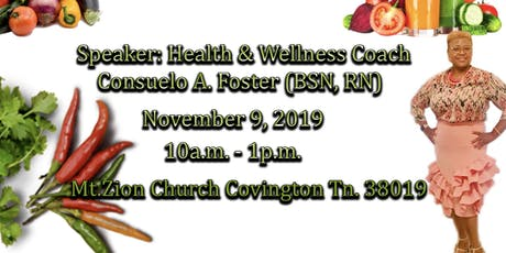 Legacy Health and Wellness Vegan/Plant-Based Seminar and Food Expo tickets