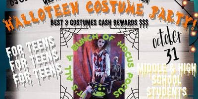Hallowteen Costume Party