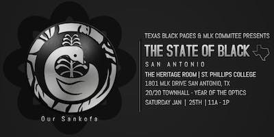 The State of Black San Antonio