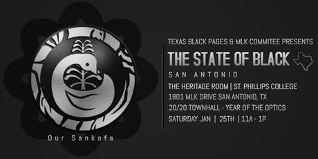 The State of Black San Antonio tickets