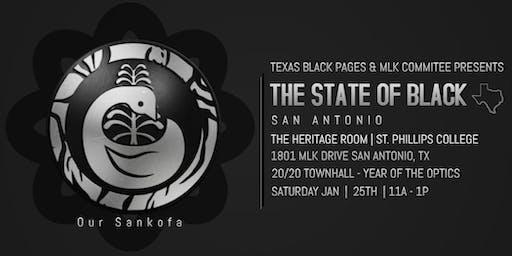 The State of Black San Antonio