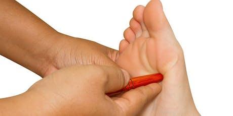Fundamentals of Foot Reflexology  tickets