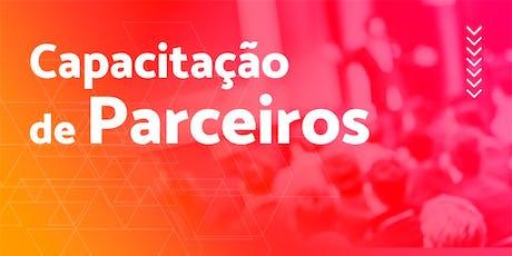 Capacitação de Parceiros da SBB acontece em Curitiba (PR) ingressos