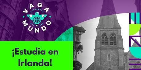 Estudia y Trabaja en Irlanda!  VAGA-MUNDO CHARLA INFORMATIVA en Montevideo entradas