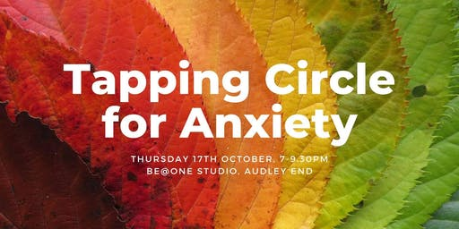 Tapping Circle for Anxiety