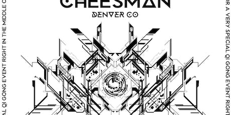 Chi at Cheesman tickets