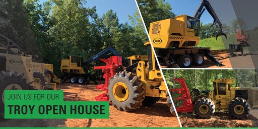 Carolina Cat Open House & Weiler Forestry Launch