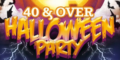 40 & Over Singles Halloween Party In NYC tickets