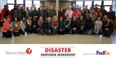 Disaster Response Team (DRT) Workshop