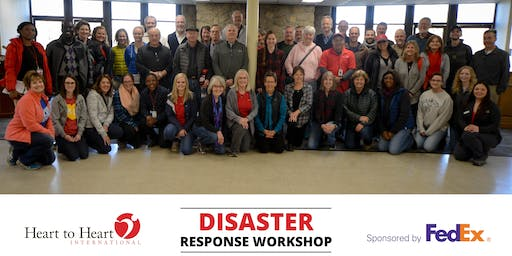 Disaster Response Team (DRT) Workshop