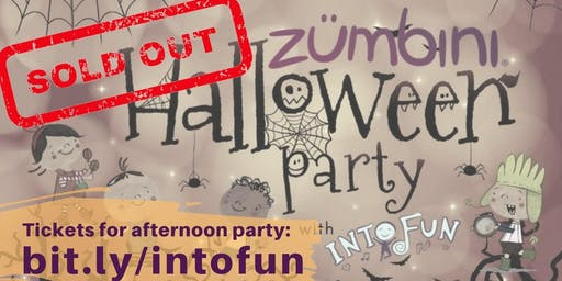 Zumbini Halloween Party (AM) *SOLD OUT*