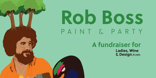 Rob Boss Painting Party