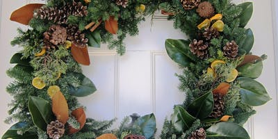 Wreath Workshop at Morven Museum & Garden