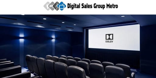 DSG Metro and Cortex VIP Cinemas Event at the Dolby Screening Room in NYC