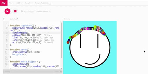 Code Art: Programming in Processing for Kids (10+)