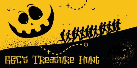 GSC's Treasure Hunt tickets