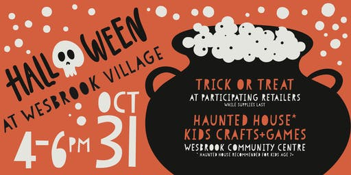 A Spooktacular Halloween at Wesbrook Village