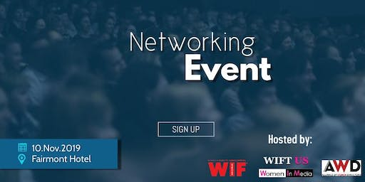 Free Networking Event During American Film Market