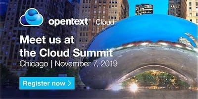 OpenText Cloud Summit - Chicago