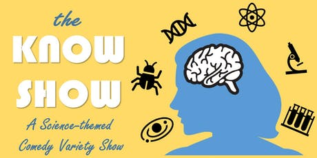 The Know Show- Laughter is the Best Medicine! tickets