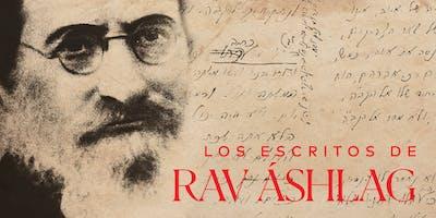ENSRAVSAS20 - Los escritos de Rav Ashlag - Tecamachalco 19:00.
