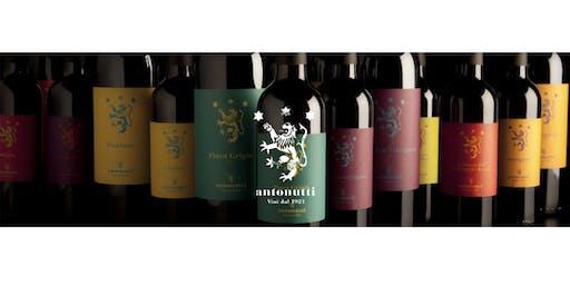 Wine Down Wednesday with Winemaker Nicola Durandi