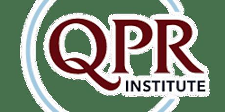 Question, Persuade, Refer (QPR) training | Barrow County tickets