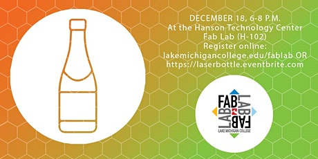 Etching Wine/Champagne Bottles Workshop- A hands on laser engraving exp tickets