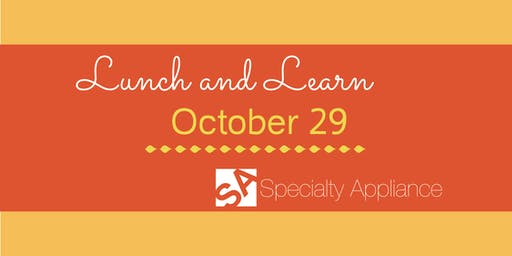 Greenwood Village Wolf Appliance Lunch and Learn